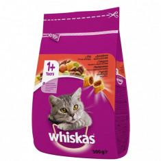 Hrana uscata pentru pisici Whiskas, Vita Ficat, 300g