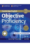 Objective Proficiency Student's Book Pack (Student's Book with Answers with Downloadable Software and Class Audio CDs (2)) - Annette Cape, Wendy Sharp