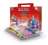 Prima mea bibliotecă Disney Clasic (6 cărți + 6 CD audio). Cutie cadou