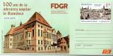 Romania 2019 Aniv. 100 de ani - aderarea sasilor la Romania, Cetatea Bistritei