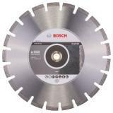 Bosch Professional disc diamantat 350x20/25.4x3.2x10 mm pentru asfalt