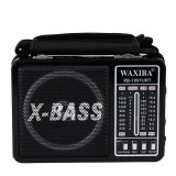 Radio portabil WAXIBA XB-1091G Retro Negru