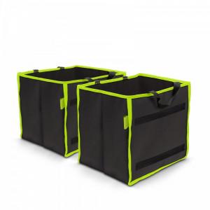 Organizator auto portbagaj 2 buc. 25 x 30 x 30 cm