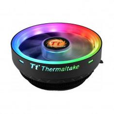 Cumpara ieftin Cooler CPU Thermaltake UX100 ARGB, Iluminare LED RGB, Multi Socket, 1800RPM, 65W