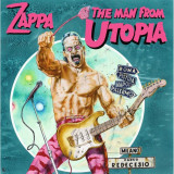 Frank Zappa The Man From Utopia 2012 remaster (cd)