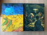 VAN GOGH- ALBUM,WALTHER, METZGER,2 volume de lux, in caseta, format mare-Taschen