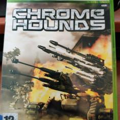 Joc Chrome Hounds, xbox360, original, alte sute de jocuri!, Shooting, 16+, Single player