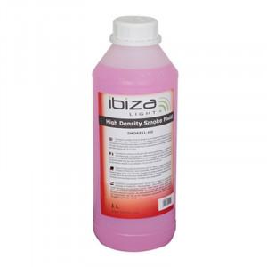 Lichid Ibiza pentru masina de fum, 1 l, roz