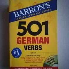 501 German verbs + CD sigilat