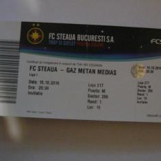 Steaua-Gaz Metan Medias (16 octombrie 2016)