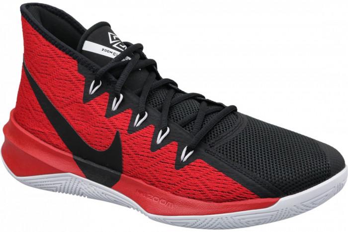 Pantofi de baschet Nike Zoom Evidence III AJ5904-001 pentru Barbati