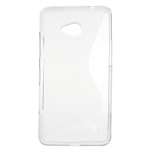 Husa SAMSUNG Galaxy S6 - S-Line (Alb)