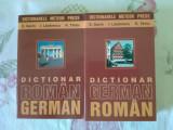 Dictionar roman german german roman - Emilia Savin