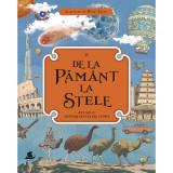 Carte Editura Humanitas, De la pamant la stele. Atlasul superlativelor lumii, Page Tsou
