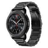 Curea metalica 22mm Samsung Galaxy Gear S3 Classic Frontier Galaxy Watch 3 46mm, Metal