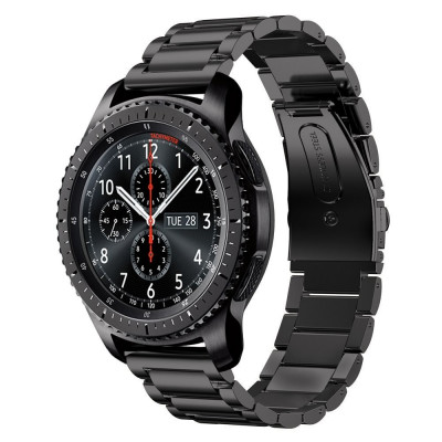 Curea metalica 22mm Samsung Galaxy Gear S3 Classic Frontier Galaxy Watch 3 46mm foto