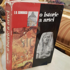 O istorie a artei - E, H. Gombrich