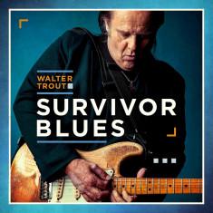 Walter Trout Survivor Blues (cd)