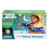Geosafari - Telescopul vorbitor PlayLearn Toys, Educational Insights