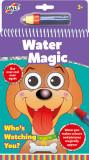 Water Magic: Carte de colorat Ghici cine-i acolo?, Galt