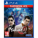 YAKUZA 0 PLAYSTATION HITS - PS4