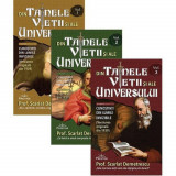 Din tainele vietii si ale universului - Set Volumele 1, 2, 3 (Versiunea originala din 1939)