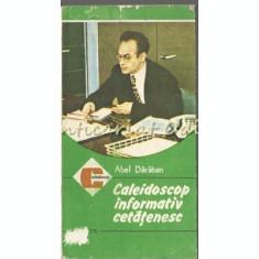 Caleidoscop Informativ Cetatenesc - Abel Daraban