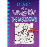 Diary of a Wimpy Kid 13. The Meltdown - Jeff Kinney