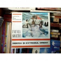 Uniunea Sovietica , Siberia si extremul Orient