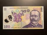 100 Lei 2005(2015) Polymer, Romania UNC, stema veche