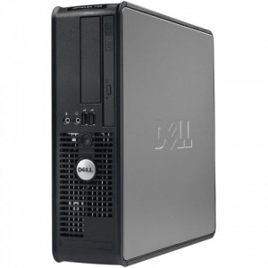 DELL OPTIPLEX 755 SFF, CORE 2 DUO E8400, 3GB DDR2, HDD 250GB IMPECABIL!!!
