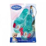Papuci pentru fetite Frozen, 12 cm, 3 ani+