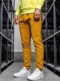 Pantaloni de trening bărbați camel Bolf CK01
