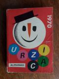 Almanah Urzica 1970/ C44P, Alta editura