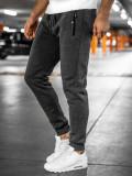 Pantaloni de trening grafit Bolf JX8501