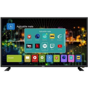 Televizor LED Nei 50NE6515 Smart TV 127cm 4K Ultra HD Negru