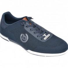 Pantofi sport BUGATTI bleumarin, 72605, din material textil