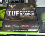 Placa de baza Asus TUF B450M-Plus Gaming sk AM4 Sigilata