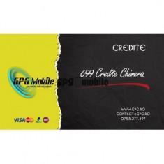 699 Credite Chimera Tool