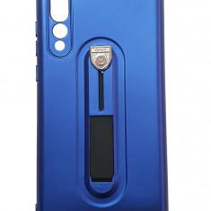 Husa silicon cu suport Huawei P20 Pro 3 culori