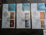 Timbre fauna marina animale stampilate ONU filatelice postale