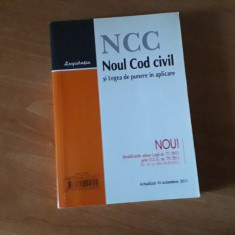 Noul Cod Civil 2011
