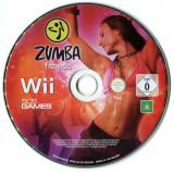Joc Wii ZUMBA fitness Wii classic, Wii mini si  Wii U excelent