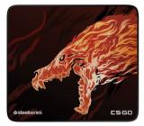 Mousepad SteelSeries QcK CS:GO Howl Edition, XL (Multicolor)