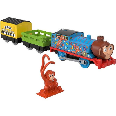 Tren Fisher Price By Mattel Thomas And Friends Monkey Thomas foto
