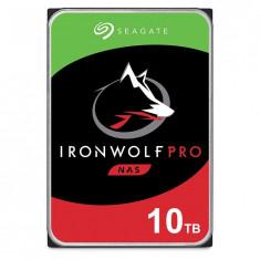 HDD intern, 3.5, 10TB, IronWolf PRO, SATA 6Gb/s 7200rpm, 256MB