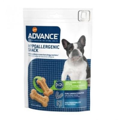 Recompense pentru caini Advance Hypoalergenic Snack, 150g foto