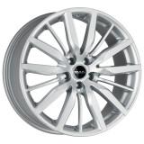 Jante TOYOTA AVENSIS 8J x 19 Inch 5X114,3 et40 - Mak Barbury Silver - pret / buc, 8, 5