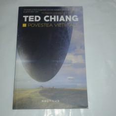 TED CHIANG - POVESTEA VIETII TALE, Nemira