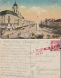 Arad 1916 - Piata Andrassy